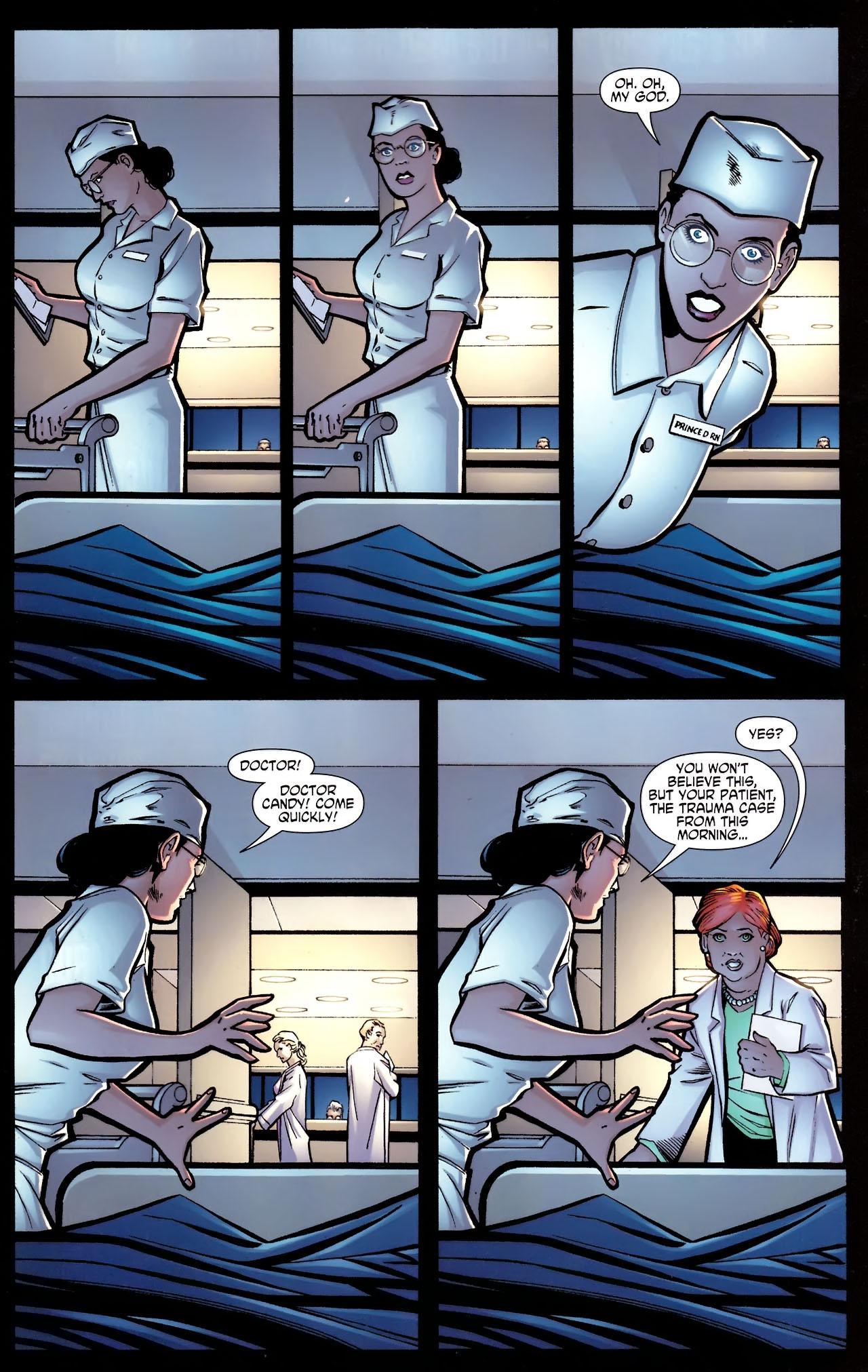 Read online Wonder Woman (2006) comic -  Issue #609 - 20