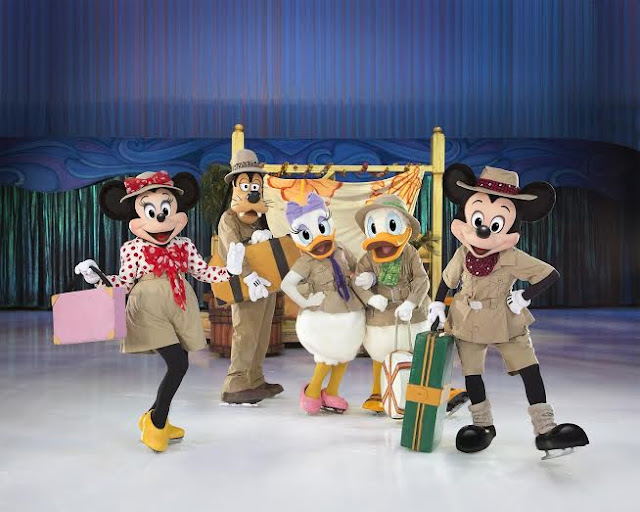 Disney on Ice Comes to Liverpool's Echo Arena in 2016