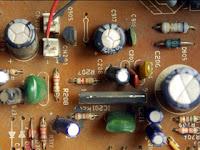 Penguat Suara Pada Penerima Televisi - Sistem Transmisi Gelombang Elektromagnetik