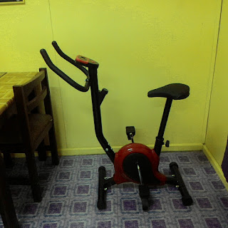 excercise bike