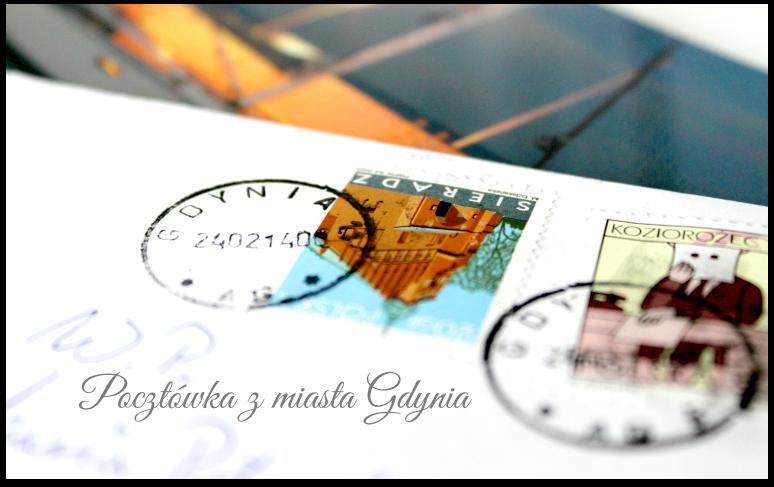 pocztówki z Gdyni