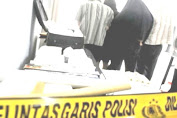 Polres Kep.Selayar Tangkap 5 Orang Terduga Jaringan Pemasok Sabu2 Ke Selayar
