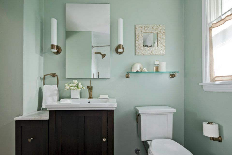 The bath showcase before after family bath remodel - Diy bathroom remodel before and after ...