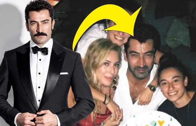 كينان أميرزالي أوغلو المتعب يقلق جمهوره في حفل ميلاد زوجته سينام كوبال
