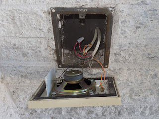 Removing The Old Nutone Speaker Unit