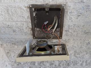 Gentil Removing The Old Nutone Speaker Unit