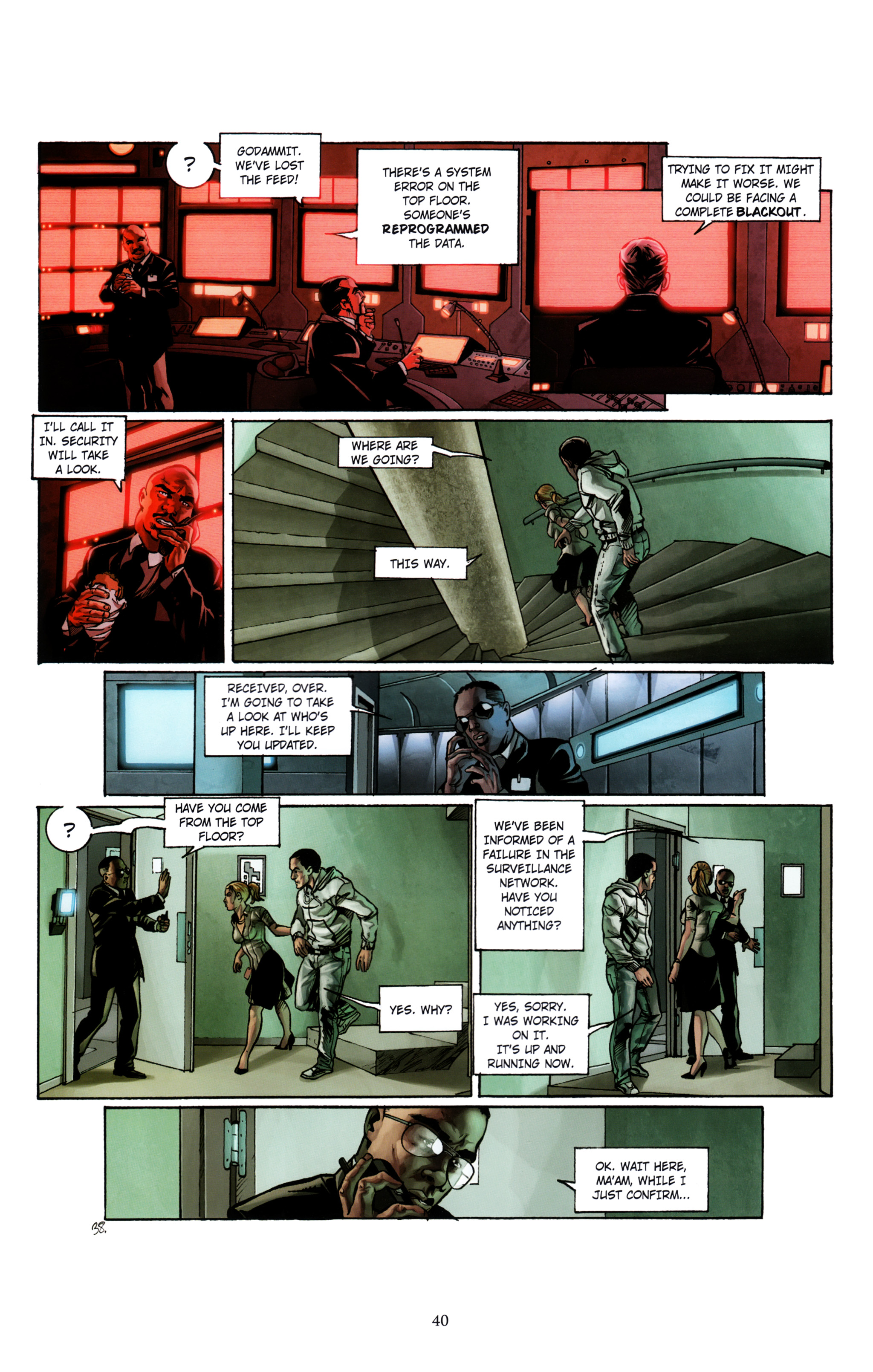 Read online Assassin's Creed (2012) comic -  Issue #1 - 44