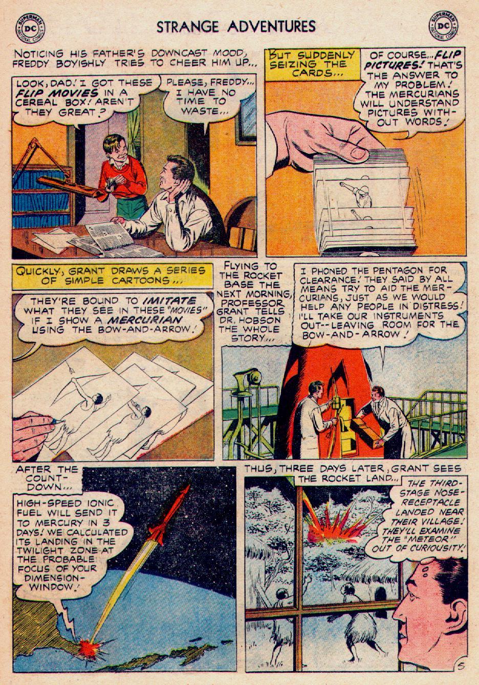 Strange Adventures (1950) issue 95 - Page 23
