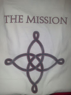 The Mission, camiseta, Wayne Hussey,