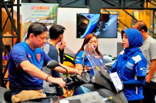 Kemeriahan MAXI Yamaha & Sport Expo