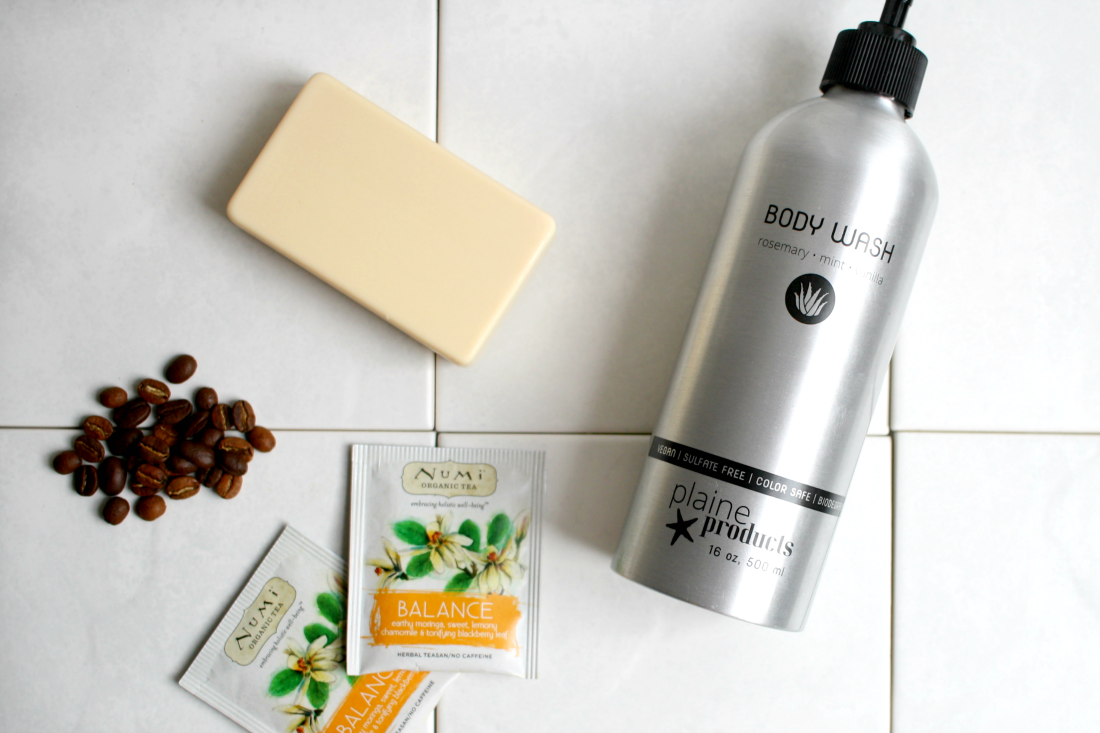 5 ways to make your morning routine more zero waste with plaine products