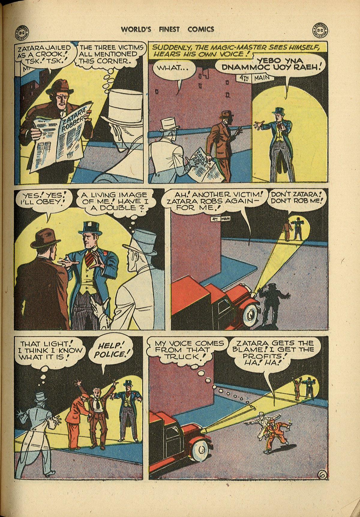 Read online World's Finest Comics comic -  Issue #26 - 21