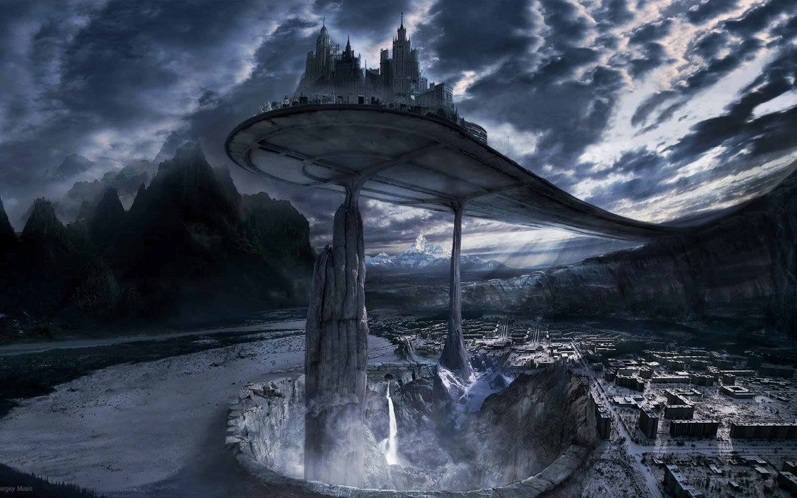 Amazing Fantasy Wallpaper