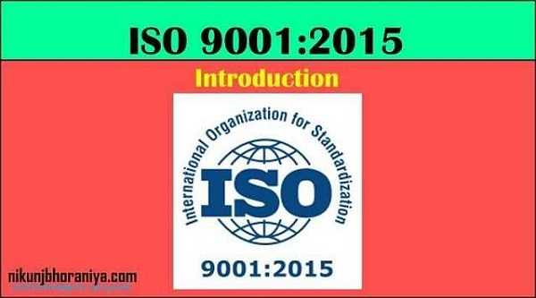 ISO 9001:2015 | What is ISO 9001:2015 Quality Management System?
