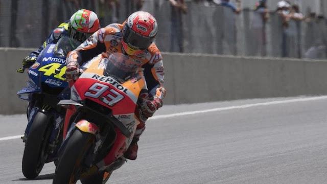 Yang Hebat Marquez atau Motor Honda?