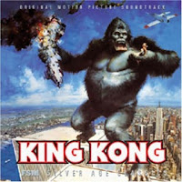 John Barry Soundtrack für King Kong, 1974