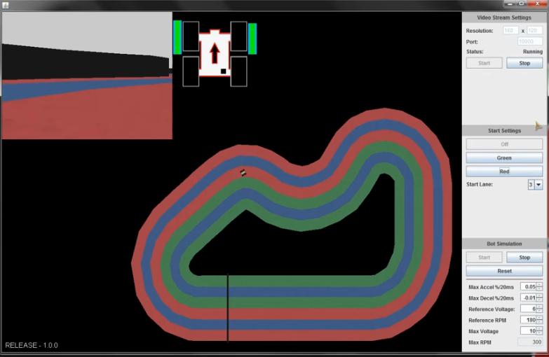 formula pi  course de robot pilot u00e9s par raspberry