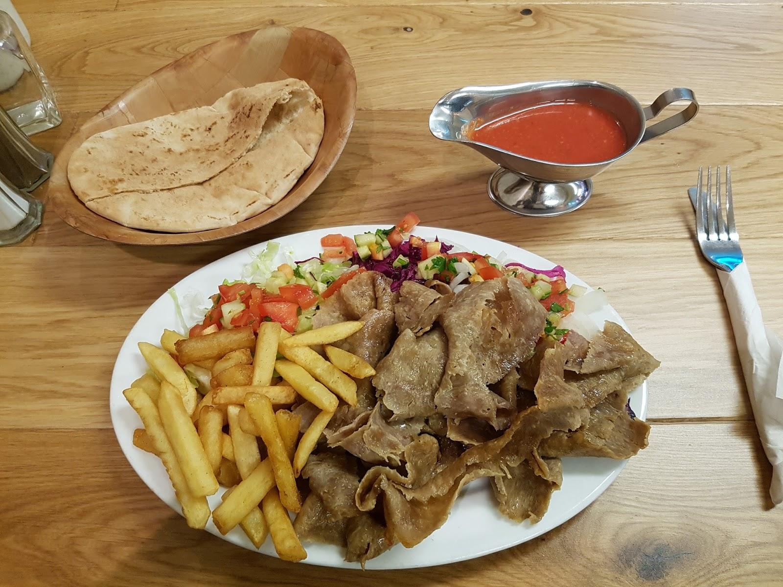 The Doner Informer Large Doner Kebab Marmaris Edinburgh