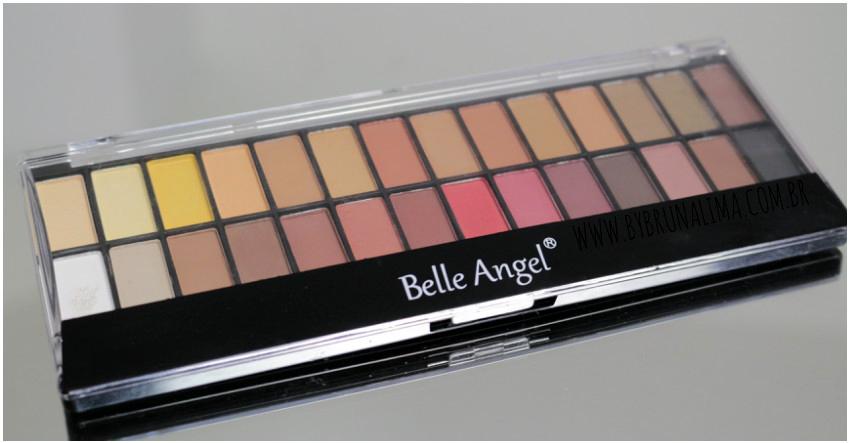 Resultado de imagem para paleta belle angel