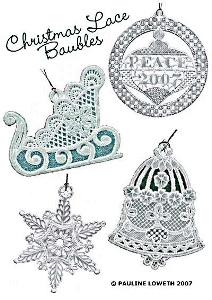 Pauline Loweth Christmas Patterns