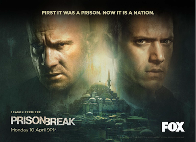 prison break, fox