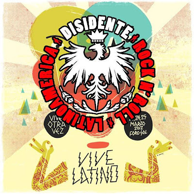 Disidente - Vive Latino 2012 (2012)