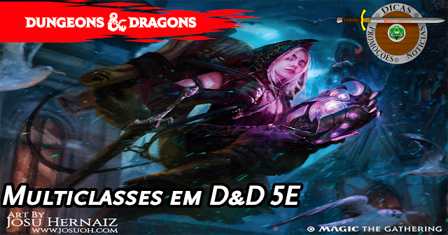 Multiclasses D&D 5ª Edição