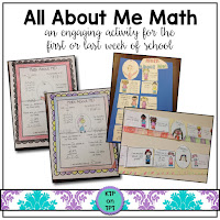 https://www.teacherspayteachers.com/Product/All-About-Me-Math-217176