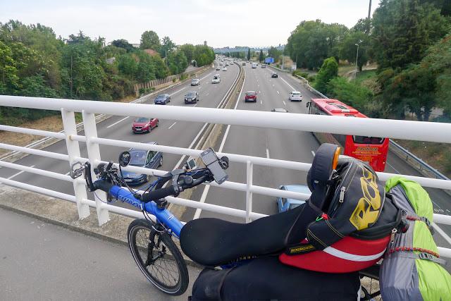 De Paris à Narbonne en vélo, A7