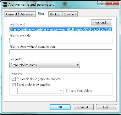 Create Portable Software With WinRar ~ SHINELOVENIA7