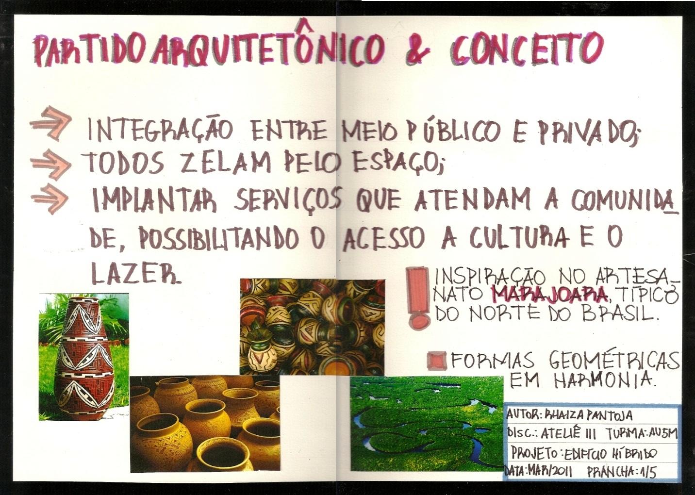 FLOREZ E CORES: Centro Comercial e Empresarial Amapari