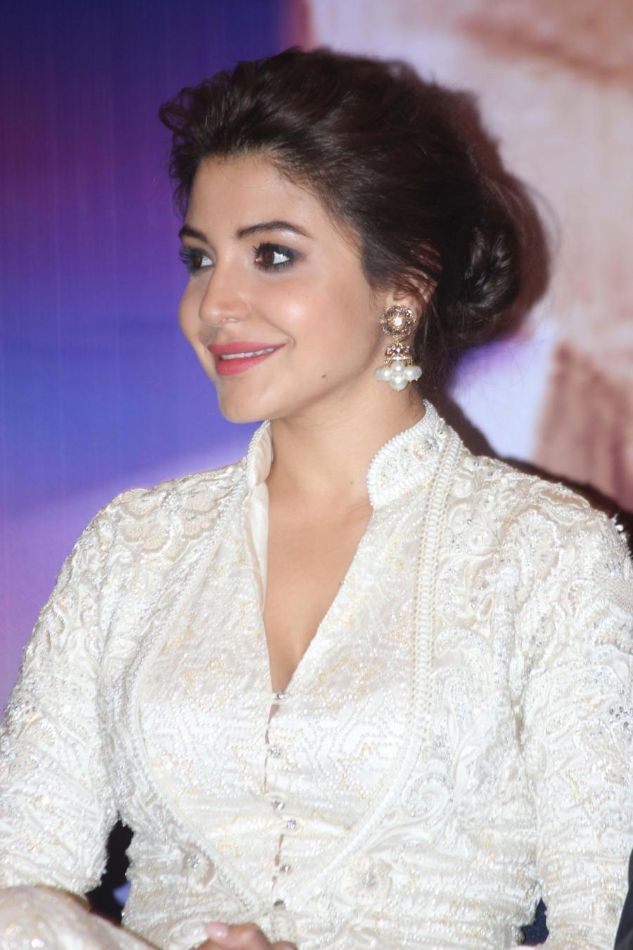 Bollywood Actress Anushka Sharma At Yash Chopra Award