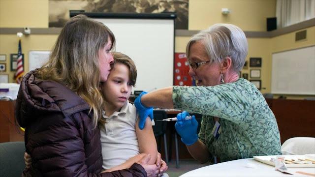 Casos de sarampión en EEUU alcanzan un nuevo récord en 25 años