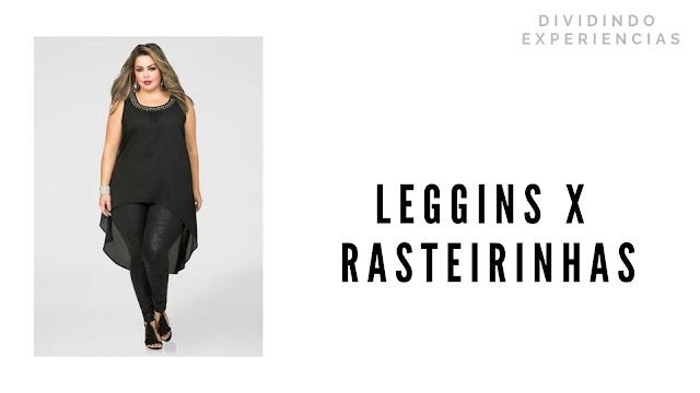 leggins, Looks com leggings