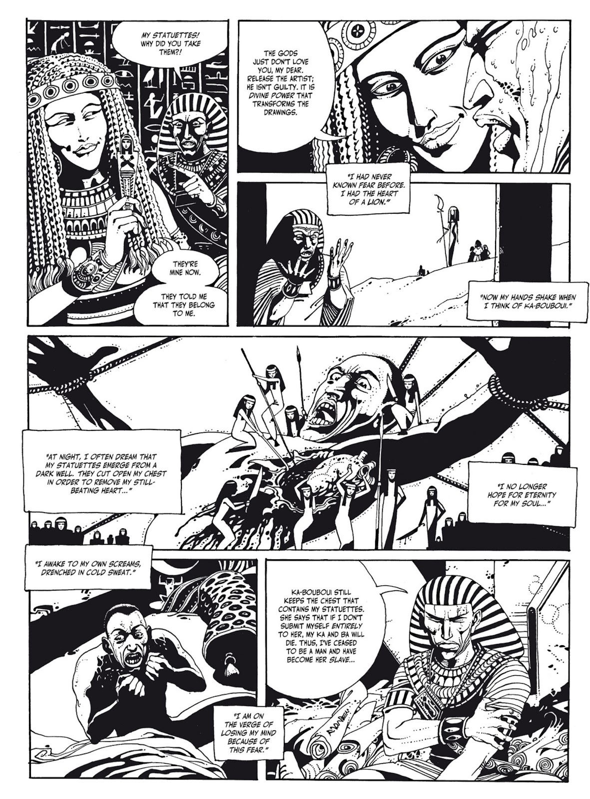Read online The Egyptian Princesses comic -  Issue # TPB 1 (Part 1) - 51