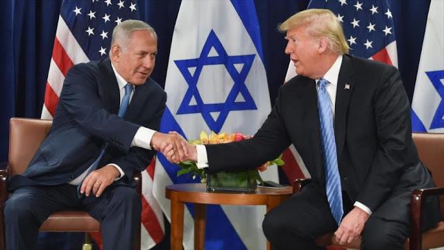 Alto oficial alaba el beneficio 'sin precedente' de Trump a Israel