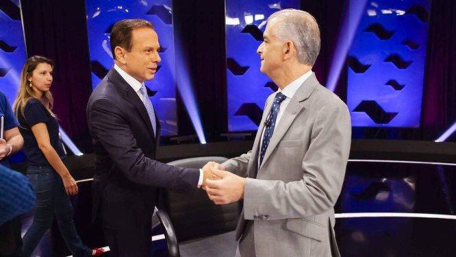 Ibope em SP: Doria tem 53% dos votos válidos no 2º turno; França tem 47%