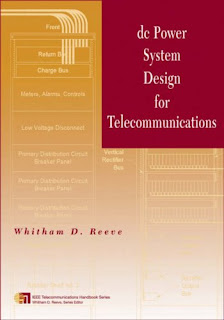 Download DC Power System Design for Telecommunications pdf free