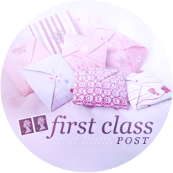 first class post