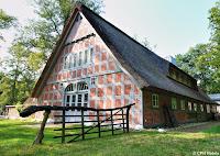 Haus im Schluh, Worpswede Sehenswürdigkeiten, Architektur