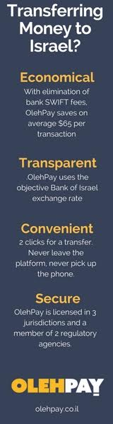 Often People Ask Me About Ways To Lower Fees When Transferring Money From The Us Israel This Is Sometimes A One Time Thing Like Making