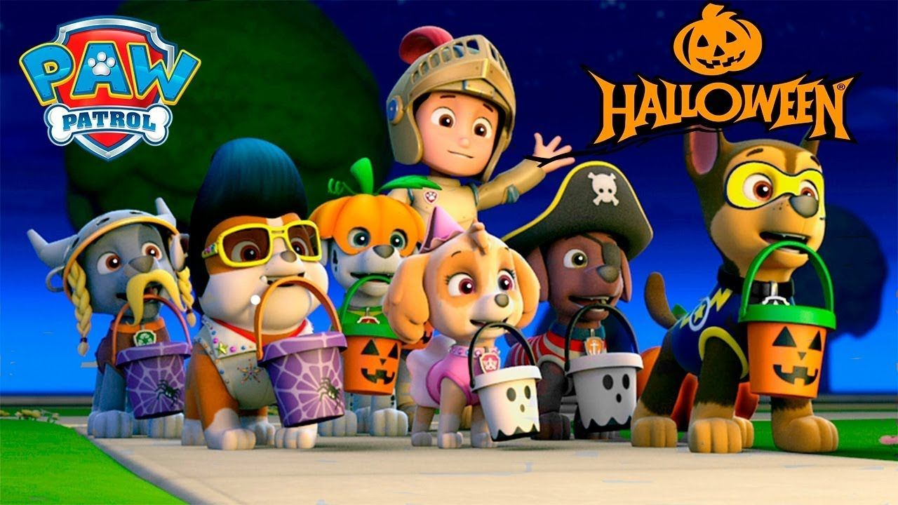 nickalive!: nickelodeon usa to premiere new 'paw patrol' halloween
