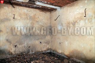 Внутри двадцать восьмого бункера в Цыгани