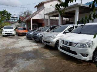 Rental mobil di Pontianak Kalbar ARIS RENTCAR