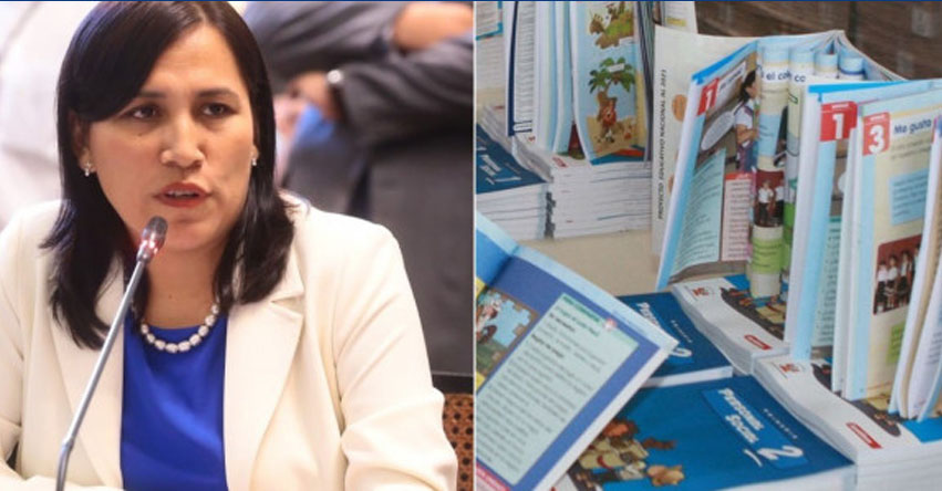 INFORME DE EDUCACIÓN DE INIDEN: Polémica por textos escolares (Hugo Diaz)