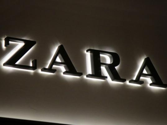 Zara mira hacia la sostenibilidad ambiental
