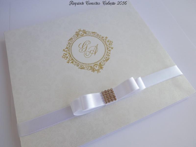 Convite de Casamento Inspirado no Casamento Real