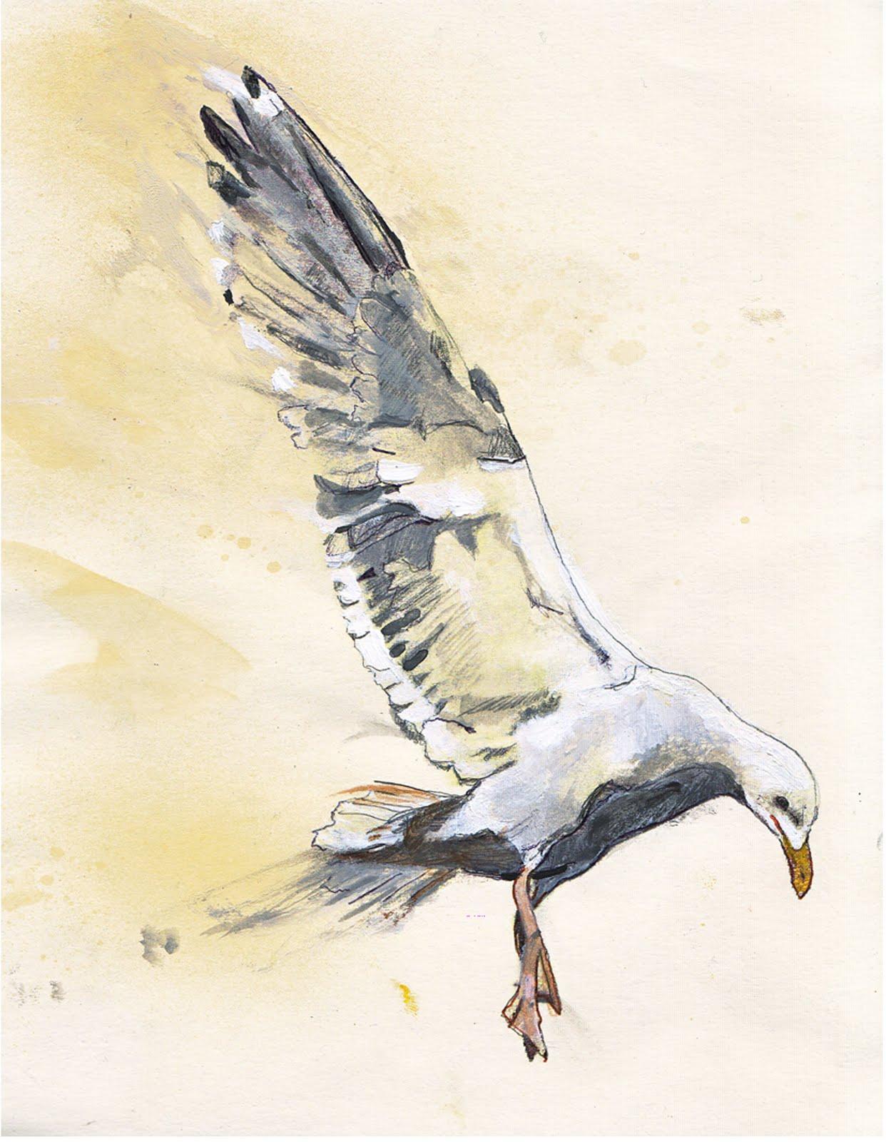 La Antigüedad De Los Días El Albatros Charles Baudelaire