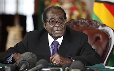 Zimbabwe's Rulling Zanu-PF, sacks Mugabe as leader, Expels Grace forever