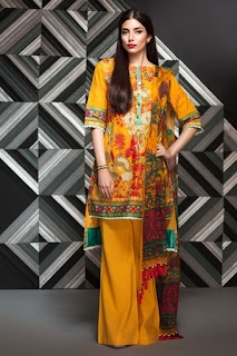 Khaadi Eid ul Azha Festive Dress Collection 2016-17 Catalog